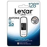 Lexar JumpDrive S75 USB 3.0 Flash Drive, 128GB