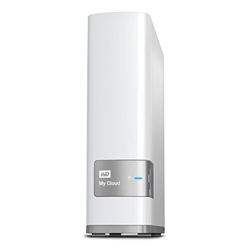 WD 2TB My Cloud Personal Network Attached Storage - NAS - WDBCTL0020HWT-NESN (Renewed)