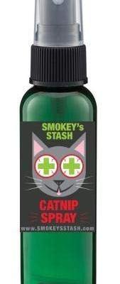 Smokey's Stash Catnip Spray for Cats from 2 Ounce Fresh...