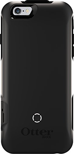 OtterBox Resurgence Power/Battery Case for Apple iPhone 6/6s - Retail Packaging - BLACK