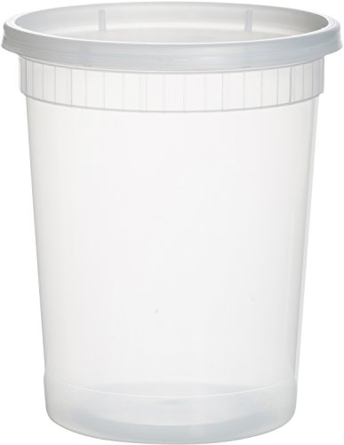 Paksh Novelty Plastic Containers for Lunch / Large Food Container with Lid, Leak Proof,