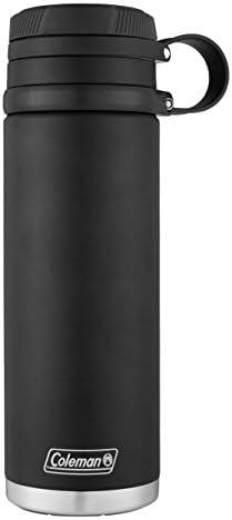 31iYfc2Mm9L. AC  - Coleman - Botella de Agua de Acero Inoxidable, hermética #Amazon