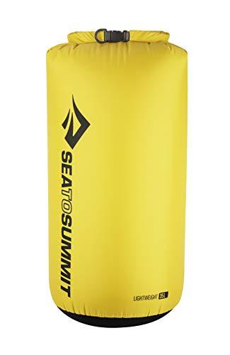 Sea to Summit Lightweight Dry Sack,Yellow,XX-Large-35-Liter
