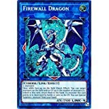 yu-gi-oh Firewall Dragon - COTD-EN043 - Secret Rare - Unlimited Edition - Code of The Duelist...