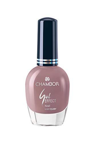 Chambor Gel Effect Nail Lacquer, Brown No.351, 10ml