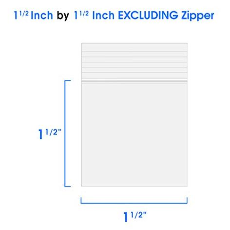 Spartan-Industrial-15-X-15-1000-Count-2-Mil-Clear-Reclosable-Zip-Plastic-Poly-Bags-with-Resealable-Lock-Seal-Zipper