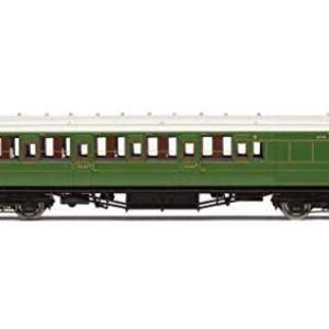 HORNBY Coach R4768 SR Maunsell Corridor Brake Third Class '3778' 31jcrr2pxEL