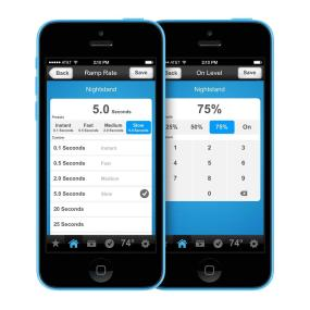 Configure advanced INSTEON features from your smartphone or tablet