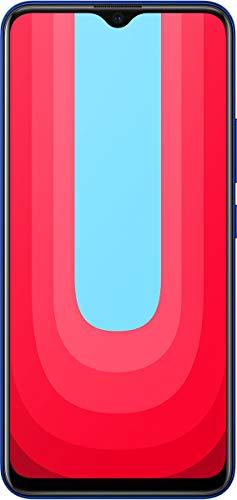 Vivo U20 (Blazing Blue, Snapdragon 675 AIE, 4GB RAM, 64GB Storage)
