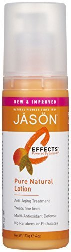 Jason C Effects Pure Natural Lotion 4 oz