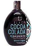 Brown Sugar BLACK COCOA COLADA Bronzing Rum - 13.5 oz.