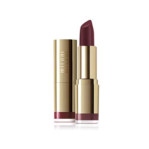 Milani Color Statement Lipstick - Raisin Berry (0.14 Ounce) Cruelty-Free Nourishing Lipstick in Vibrant Shades