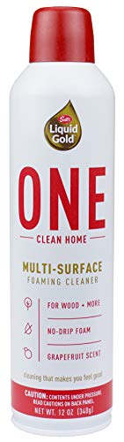 Scotts-Liquid-Gold-ONE-Clean-Home-Multi-Surface-Foaming-Cleaner-Works-on-All-Types-of-Hard-Surfaces-Non-Toxic-Formula-is-Safe-for-People-Pets-and-the-Planet-Fresh-Grapefruit-Scent-12-Oz