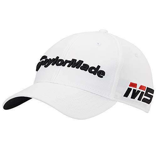 TaylorMade 2019 Tour Radar Hat, White