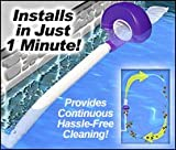 Pooldevil Pro Swimming Pool Automatic Dirt and Leaf Skimmer