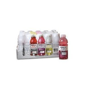 Vitamin Water Zero Variety Pack 15/20 Oz Btls