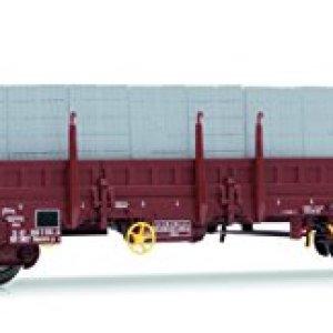 JOUEF hj6151 SNCF Flat Wagon Remms with loading 31lWI0 2BfzWL