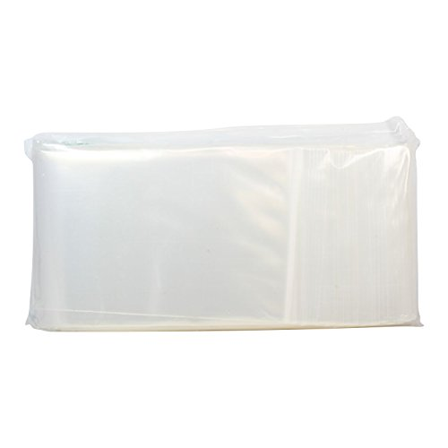 Rok-Pack-of-100-Heavy-Duty-4-x-6-Resealable-4Mil-Thick-Plastic-Big-Clear-Poly-Zip-Lock-Food-Safe-Storage-Bags