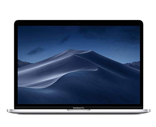 "Apple MacBook Pro (13"" Retina, 2.3GHz Dual-Core Intel Core i5, 8GB RAM, 256GB SSD) - Silver (Latest Model)"