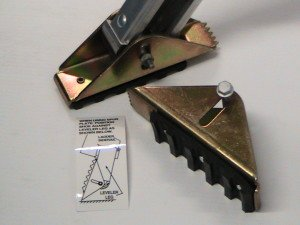 Replacement Swivel Feet Kit for Level-EZE and Ladders