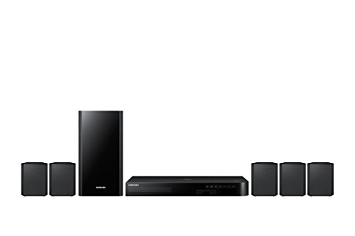 Samsung HT-J4500 5.1 Channel 500 Watt 3D Blu-Ray Home Theater System (2015 Model)