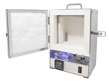 Tabletop-Hi-Temp-2200-Degree-Electric-Burnout-Oven-Kiln-Vent-Hole-PROGRAMMABLE-Controller-Furnace-Jewelry-Making-Dental-Cast-Wax-3D-Resin-PLA-Burnout-Made-in-The-USA