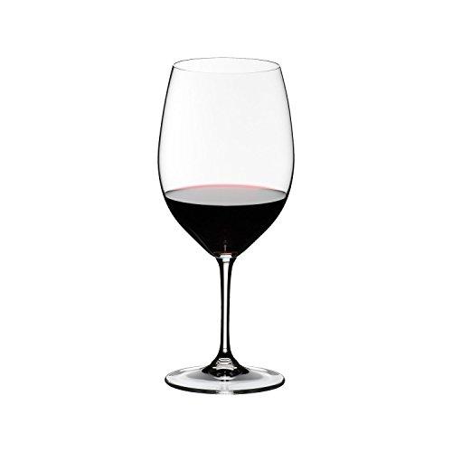 Riedel Vinum Cabernet/Merlot Wine Class, Set of 2