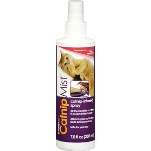Smarty Catnip Mist Catnip-Infused Spray 7FZ (Pack of 4)