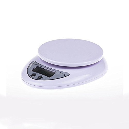 Pangxiannv 5000g 1g WH-B05 Kitchen Food Electronic Portable Weight Digital Pocket Scale 5kg Digital Bathroom Scale Best Bathroom Scale Digital Kitchen Food Scale and Multifunction Weight Scale