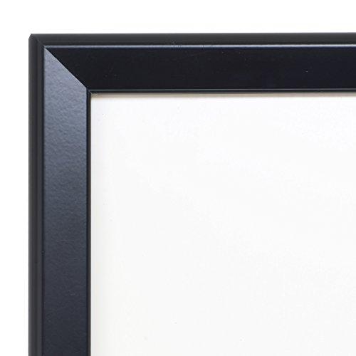 Snapezo Poster Frame 0 6 Narrow Profile Front Loading