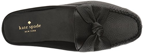 31np7cKdBwL Bow on upper Leather and rubber sole Slip on flat