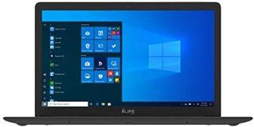 Life Digital Laptop 15.6-inch (39.62 cms) (Intel Core i5/4GB RAM/256GB SSD/Type-C Data/Windows 10), ZED AIR CX5