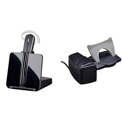 Plantronics-CS540-Convertible-Wireless-Headset-Bundle-with-Plantronics-Savi-HL10-Headset-Lifter