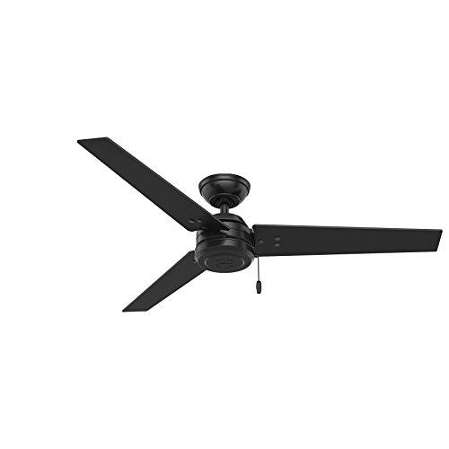 Hunter-Fan-Company-59264-Hunter-52-Cassius-Matte-Black-Ceiling-Fan