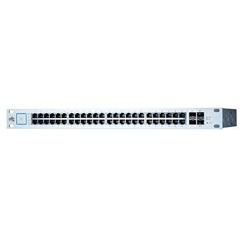 Ubiquiti UniFi Switch - 48 Ports Managed (US-48-500W)