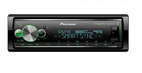 Pioneer MVH-S512BS Multimedia Player (Does not Play CD's) with Bluetooth