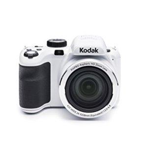 KODAK PIXPRO Astro Zoom AZ421-WH 16MP Digital Camera with 42X Optical Zoom and 3