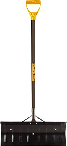 The Ames Companies, Inc 1639300 True Temper Steel Blade Snow Pusher, 24-Inch