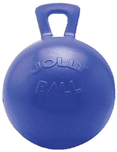 Horsemen's Pride 10' Horse Jolly Ball Blue