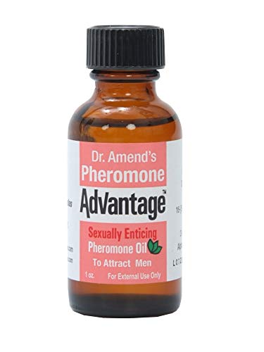 Dr. Amend's Pheromone Advantage - Unscented to Be Worn with Your Cologne or Perfume to Attract Men by Dr Amend