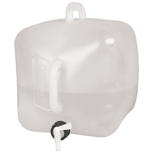 Coleman 5-Gallon Collapsible Water Carrier