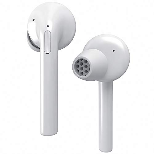 Wireless Headphones - Bluetooth Headphones - Wireless Bluetooth Earbuds - Wireless Headphones for Women Men - Sport in-Ear Headphones - Airpods Compatible with Apple iPhone, Android Devices