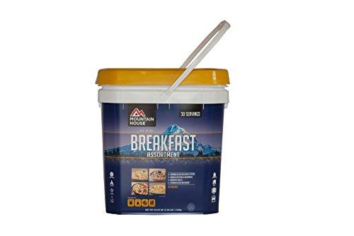 Mountain House Breakfast Bucket