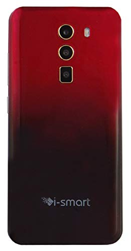 31qKqzJg TL - Xifo Ismart I1 Epic 4G Volte 5.5 Inch Display 4G Smartphone (2GB RAM, 16GB Storage) in Red Black Colour
