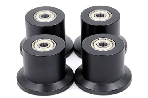 Made in USA 15 Year Breakage Warranty Free 2-3 Day USPS S/H Strongest Wheels for Total Gym Models: Most XL, All XLS, and Some 3000 XL, All FIT. Set of 4