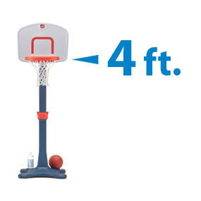 Four foot adjustment