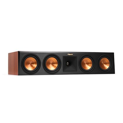 Klipsch-RP-450C-Center-Channel-Speaker-Cherry