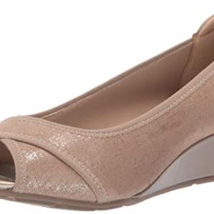 Anne Klein Women's Corner Wedge Pump 4 Fashion Online Shop 🆓 Gifts for her Gifts for him womens full figure