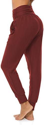 DIBAOLONG Womens Yoga Sweatpants Loose Workout Joggers Pants Comfy Lounge Pants with Pockets 4