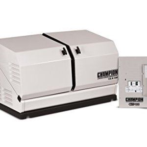 Champion Power Equipment Home Standby Generator with Transfer Switch